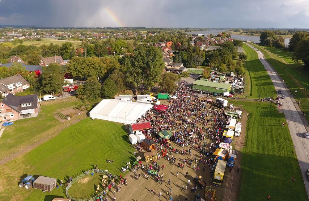 Erntedankfest 2019 Schafsiwese